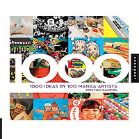 1000 Ideas by 100 Manga Artists